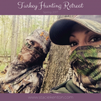 Spring 2017 Turkey Hunting Retreat