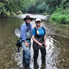 Women's Fly Fishing Retreats